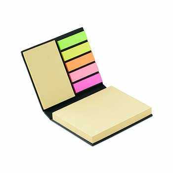 5 Piece Memo Pad Set