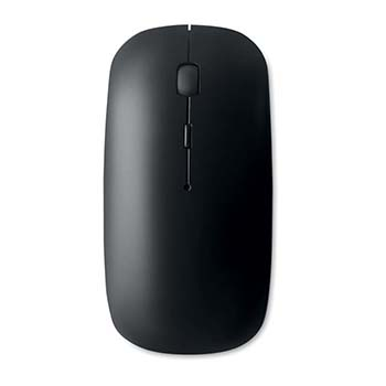 Curvy Wireless Optical Mouse