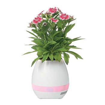Magic Flowerpot Bluetooth Speaker
