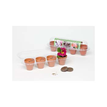 4 Pot SIll Growing Kit