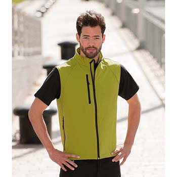 Jerzees Soft Shell Gilet