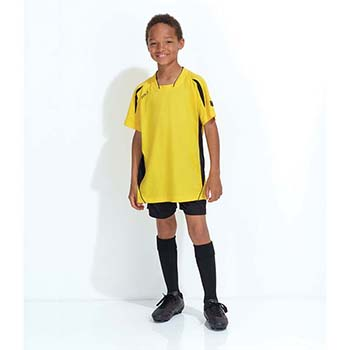 SOL'S Kids Maracana Short Sleeve Shirt