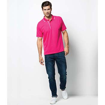 Kustom Kit Essential Poly/Cotton Pique Polo Shirt