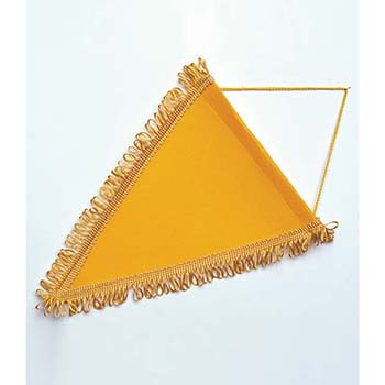 Pennant Triangular - XL