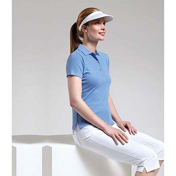 Glenmuir Sophie Ladies Pique Polo Shirt