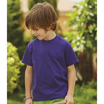 Fruit of the Loom Childs Value T-Shirt