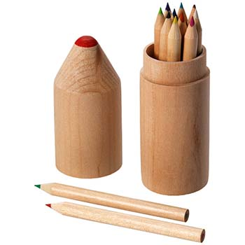 12-Piece Pencil Set