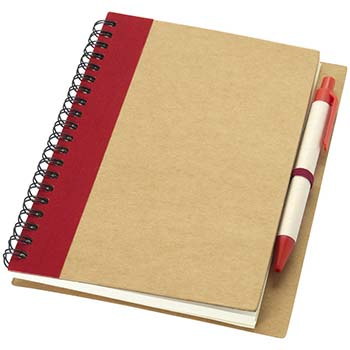Priestly Notebook With Pen
