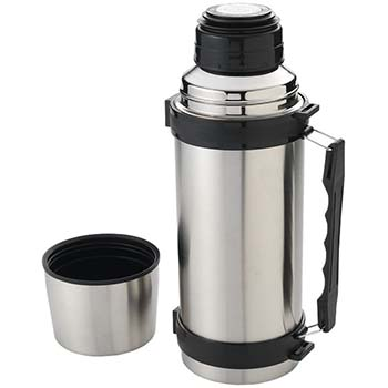 Everest Isolating Flask With Strap