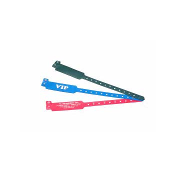 Vinyl Security Wristbands