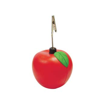Stress Apple Paper Stand