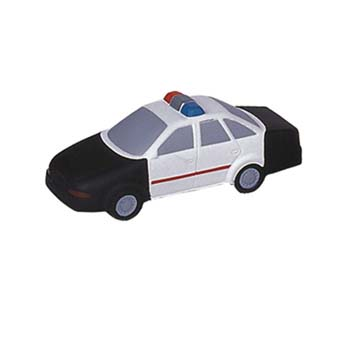 Police Car Stress Shape