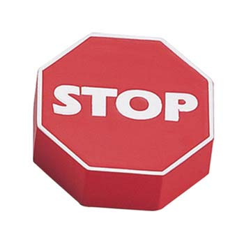 Stop Sign Stress Shape