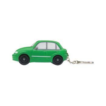 Stress Saloon Car Keyring