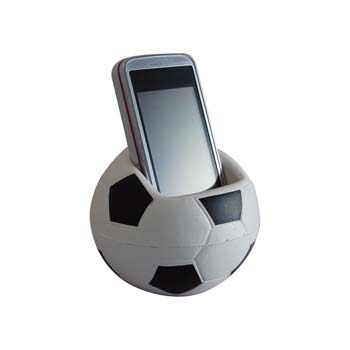 Football Mobile Phone Holder Stress Shape