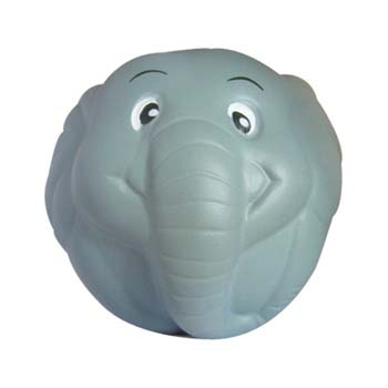 Elephant Ball Stress Shape