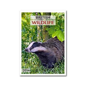 British Wildlife Calendar