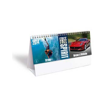 Marques of Distinction Desktop Calendar