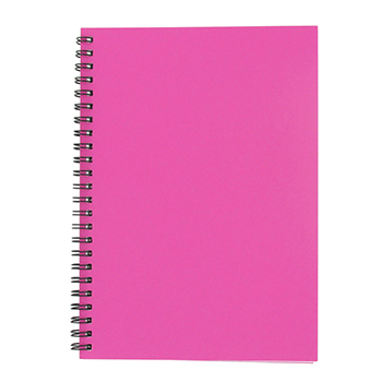 Recycled Till Receipts A5 Wiro-Bound Notepad