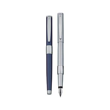 Senator Image Chrome/Soft Lacquer Metal Fountain Pen
