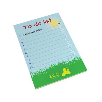A5 Desk-Mate® Pad - 25 Sheets