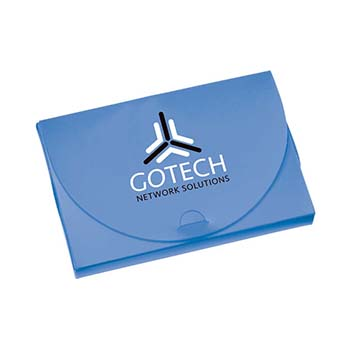 PP Colour Business Card Holder