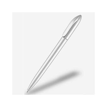 Supersaver Twist Argent Ballpen