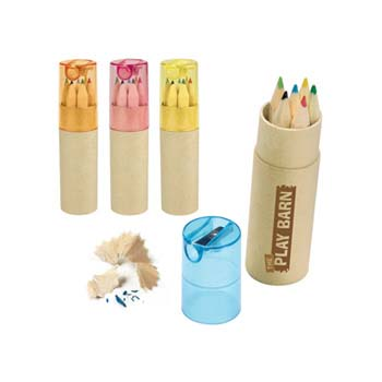 Sharp Sleeve Pencil Set