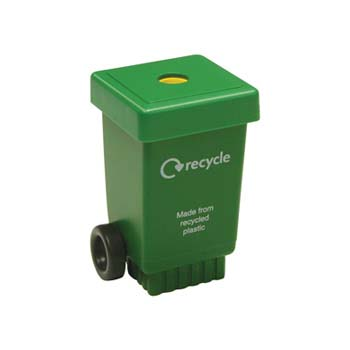 Eco Wheelie Bin Pencil Sharpener
