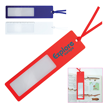 Zoom Bookmark Ruler