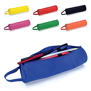 Tube Shaped Pencil Case