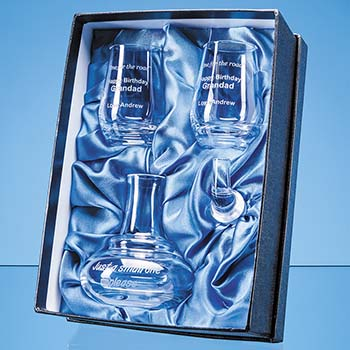 Mini Still Decanter Set in Presentation Box