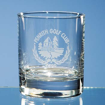 290ml Bar Line Old Fashioned Whisky Tumbler