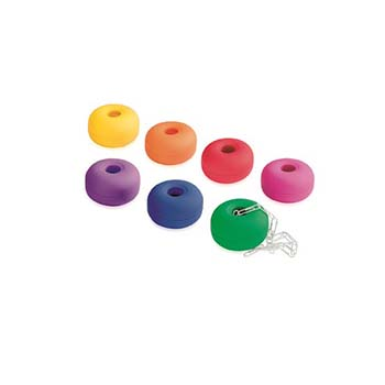 Colorissimo Soft Feel Magnetic Paperclip Holder