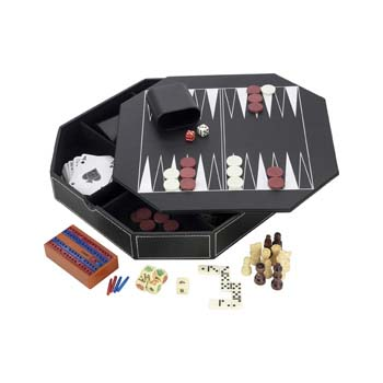 Luxurious 6-In-1 Games Set