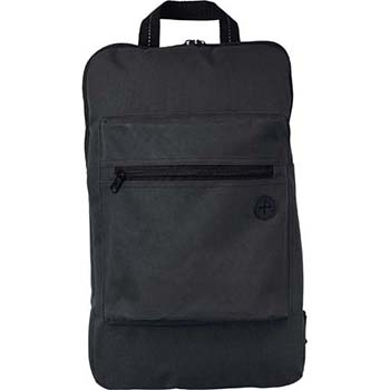 Slim Polyester Backpack