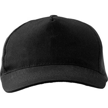 Polyester Cap With Five Panels