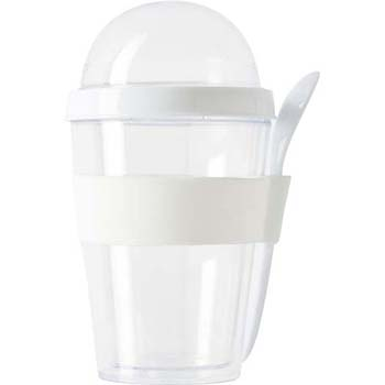 Plastic Breakfast Mug 350Ml