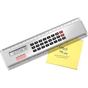 20Cm Ruler With Calculator