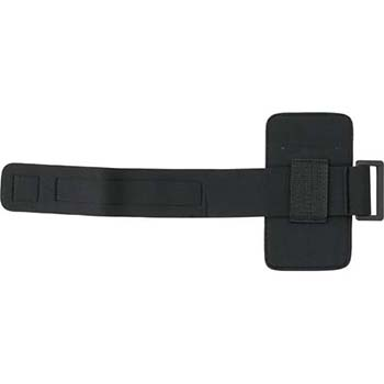 Phone Armband With Reflective Trim