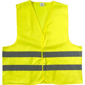 High Visibility Promotional Safety Jacket