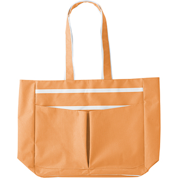 Polyester (600D) Bright Coloured Beach Bag