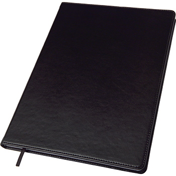A4 Notebook Bound In A Pu