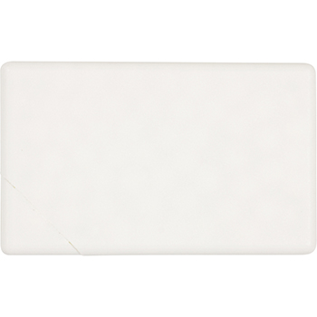 Rectangular Mint Card