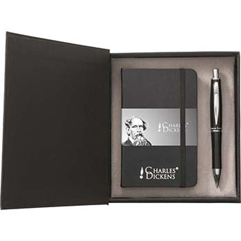 Charles Dickens Writing Set
