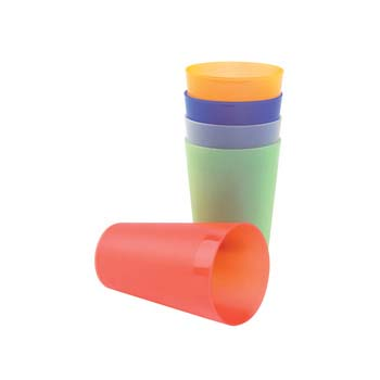 Beaker - Plastic Beakers x 400ml