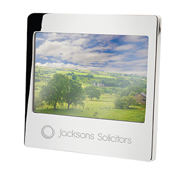 Mayfair Silver Plated Photo Frame
