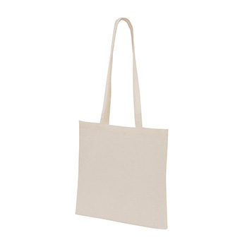 Empire Cotton Bag - Natural