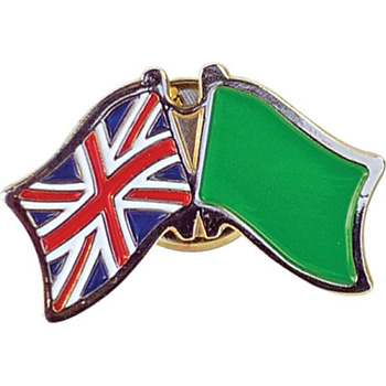 15mm Stamped Iron Soft Enamel Metal Badge