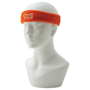 Polyester Towelling Headbands